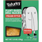 Tofurky Italian with Sun Dried Tomatoes and Basil Ultra Thin Deli Slices