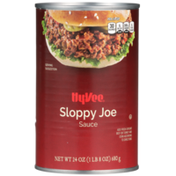 Hy-Vee Sloppy Joe Sauce
