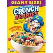 Cap'N Crunch Crunch Berriesweetened Corn & Oat Cereal