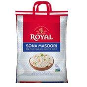 Royal Sona Masoori Rice Pearls of South India