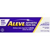 Aleve Arthritis Pain Reliever, Gel