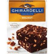 Ghirardelli Walnut Premium Brownie Mix