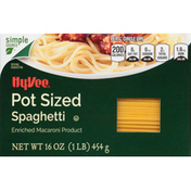 Hy-Vee Spaghetti, Pot Sized