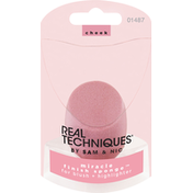 Real Techniques Finish Sponge, Miracle, Cheek