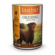 Instinct Original Real Chicken Recipe Grain-Free Wet Dog Food