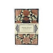 Chronicle Books Rose Gold Notebook Set