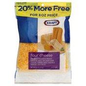 Kraft Cheese, Four Cheese