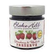 Blake Hill Strawberry & Rhubarb Preserves