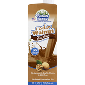 Elmhurst Harvest Walnut Beverage, Premium, Chocolate