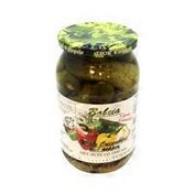 Babcia Polish Dill Pickles With Pepper