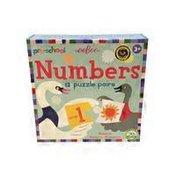 Eeboo Numbers Puzzle Pairs