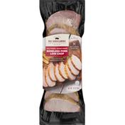 Big Shoulders Smokehouse Pork Loin Chop, Hickory Smoked, Boneless