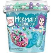 Duncan Hines Cake Cup, Mermaid