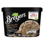 Breyers Ice Cream Double Chocolate Brownie Batter