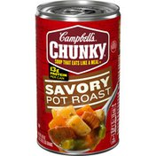 Campbell's® Chunky® Savory Pot Roast Soup
