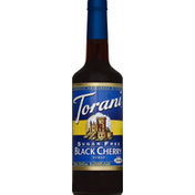 Torani Syrup, Sugar Free, Black Cherry