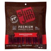 Slim Jim Original Smokehouse Premium Smoked Sticks