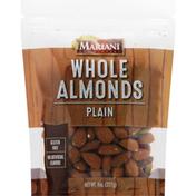 Mariani Almonds, Whole, Plain