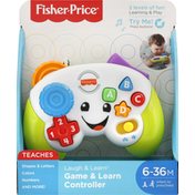 Fisher-Price Game & Learn Controller, 6-36 M