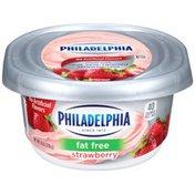 Kraft Philadelphia Fat Free Strawberry Cream Cheese Spread
