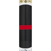 Revlon Glass Shine Lipstick, Shine, Love is On 017