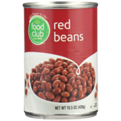 Food Club Red Beans