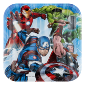 DesignWare Avengers Plates