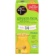 4C Foods Green Tea with Honey Iced Tea Mix