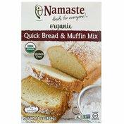 Namaste Foods Organic GF Quick Bread & Muffin Mix
