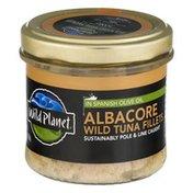 Wild Planet Albacore Wild Tuna Fillets In Spanish Oil