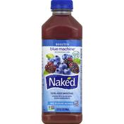 Naked 100% Juice Smoothie, Blue Machine