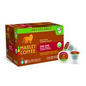 Marley Coffee Medium Roast One Love Cups - 12 CT