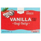 Market Pantry Candy Coating, Vanilla