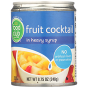 Food Club Fruit Cocktail In Heavy Syrup