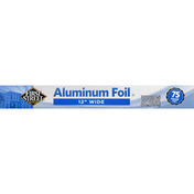 First Street Aluminum Foil, 12 Inch Wide, 75 Square Feet