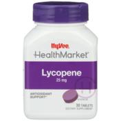 Hy-Vee Lycopene, 25 mg, Tablets