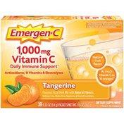 Emergen-C Vitamin C Fizzy Drink Mix Tangerine, Vitamin C Fizzy Drink Mix Tangerine
