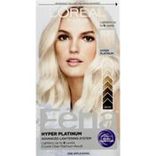 Feria Hair Color, Hyper Platinum