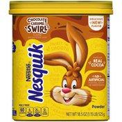 Nestle Nesquik Chocolate Caramel Powder