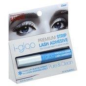 Kiss Strip Lash Adhesive, Premium, Clear KSLI01