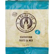 A CAJUN LIFE Rub, Seafood