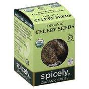 Spicely Organics Celery Seeds, Organic