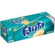 Fanta Grapefruit Soda Fruit Flavored Soft Drink