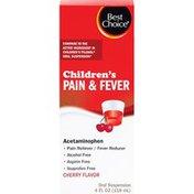 Best Choice Non-Aspirin Cherry Suspension