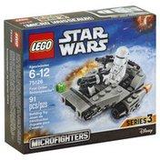 LEGO Microfighters, First Order Snowspeeder, Series 3, 91 Pieces