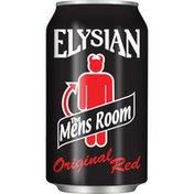 Elysian Mens Room Original Red Ale Beer Can