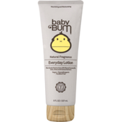 Baby Bum Lotion, Everyday, Natural Fragrance