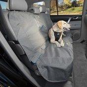 Kurgo Kur Bench Seat Cover Grey/Blue