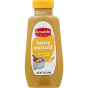 Krasdale Mustard, Honey