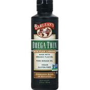 Barlean's Omega Twin, with Flax Lignans